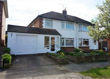 Thumbnail 3 bedroom semi-detached house for sale in Hele Close, Basingstoke