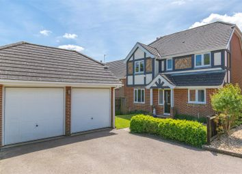 Thumbnail 4 bed detached house for sale in Linden Gardens, Heathfield