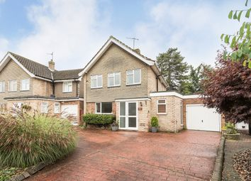 Thumbnail 4 bed detached house to rent in Southbourne Drive, Bourne End