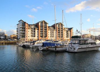 Thumbnail 3 bed flat for sale in Merchant Square, Portishead, North Somerset