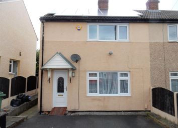 Thumbnail 2 bed semi-detached house for sale in Smithy Parade, Dewsbury