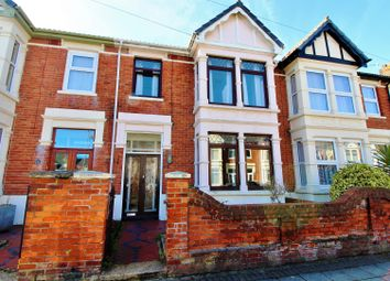 Thumbnail 3 bedroom terraced house for sale in Chelmsford Road, Portsmouth