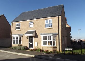 Thumbnail 4 bed detached house for sale in Tate Drive, Biggleswade, Bedfordshire