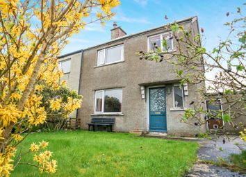 Thumbnail 3 bed semi-detached house for sale in The Crofts, Silloth