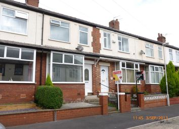 Thumbnail 2 bedroom terraced house to rent in Meath Road, Preston