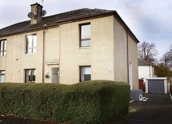 Thumbnail 2 bed flat for sale in Langlands Road, Govan, Glasgow