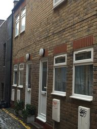 Thumbnail 1 bed terraced house to rent in Voss Street, Bethnal Green