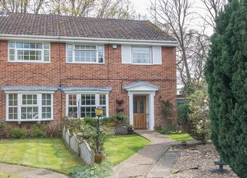 Thumbnail 4 bedroom end terrace house for sale in Southern Gardens, Totton, Southampton