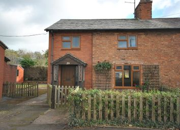 Thumbnail 3 bed semi-detached house to rent in Whitchurch Road, Prees, Whitchurch, Shropshire