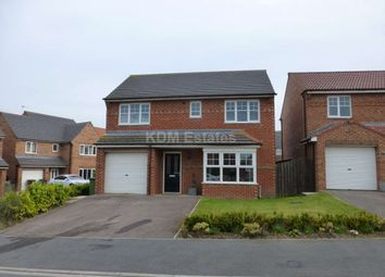 Thumbnail 4 bed detached house to rent in Bluebell Way, Hartlepool