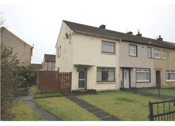 Thumbnail 2 bed end terrace house for sale in Auchenharvie Road, Saltcoats, North Ayrshire