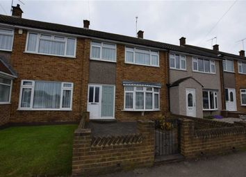Thumbnail 3 bed terraced house to rent in Springhouse Road, Corringham, Essex