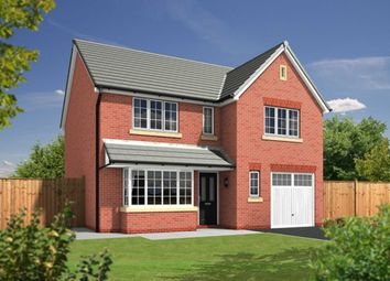 Thumbnail 4 bedroom detached house for sale in Plot 3, The Shakespeare, Lantern Fields, Clifton