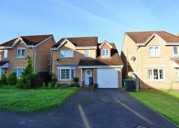 Thumbnail 4 bed detached house for sale in Lowry Gardens, Carlisle