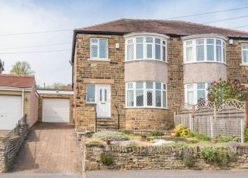 Thumbnail 3 bed semi-detached house for sale in Beauchief Rise, Sheffield