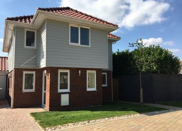 Thumbnail 4 bedroom detached house for sale in Spire View, Jobs Lane, March