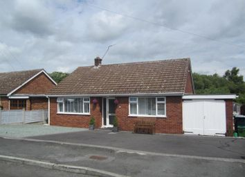 Thumbnail 2 bed bungalow for sale in Lodge Crescent, Bayston Hill, Shrewsbury