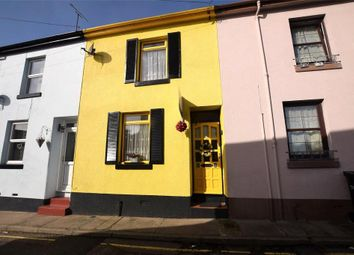 Thumbnail 2 bed terraced house for sale in Brent Road, Paignton, Devon