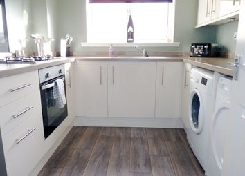 Thumbnail 2 bed flat for sale in Kimberley Gardens, Westwood, East Kilbride
