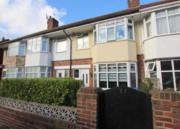 Thumbnail 3 bedroom terraced house for sale in Baines Avenue, Blackpool, Lancashire