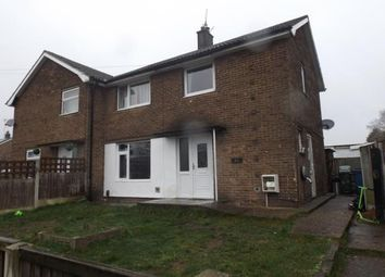 Thumbnail 3 bed semi-detached house for sale in Garibaldi Road, Forest Town, Mansfield, Nottinghamshire