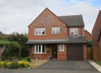 Thumbnail 4 bed detached house for sale in Hopkins Way, Wellesbourne, Warwick