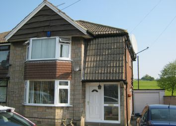 Thumbnail 3 bed semi-detached house for sale in Wrose Drive, Shipley