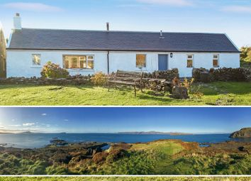 Thumbnail 2 bed detached bungalow for sale in Easdale Island, Argyll