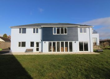 Thumbnail 4 bed semi-detached house to rent in Higher Warborough Road, Galmpton, Brixham