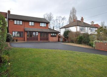 Thumbnail 4 bedroom detached house for sale in Milner Road, Heswall, Wirral