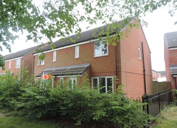 Thumbnail 3 bed semi-detached house to rent in Fieldhouse Way, Stafford