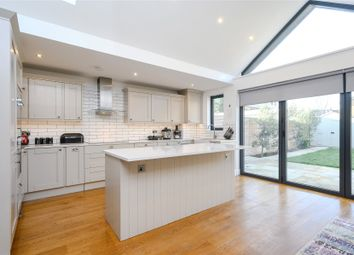 Thumbnail 4 bed terraced house for sale in Longstaff Crescent, Southfields, London