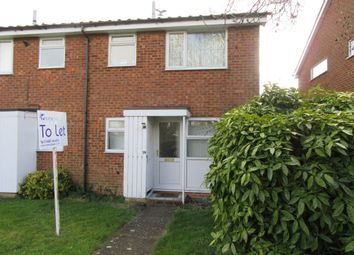 Thumbnail 1 bed property to rent in Lavender Way, St. Ives, Huntingdon