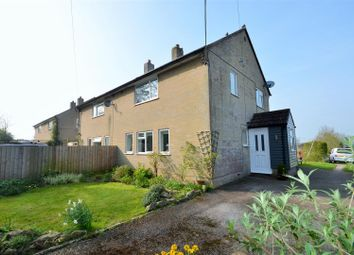 Thumbnail 2 bed semi-detached house for sale in Compton Road, South Cadbury, Yeovil