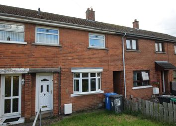 Thumbnail 2 bedroom terraced house for sale in Brooklands Park, Dundonald