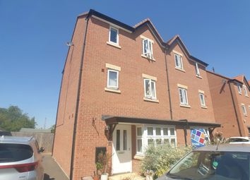 Thumbnail 4 bed semi-detached house to rent in Great Northern Gardens, Bourne