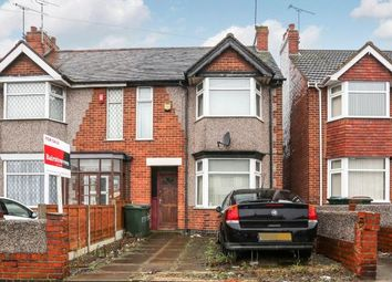 Thumbnail 2 bed terraced house for sale in Sewall Highway, Coventry, West Midlands