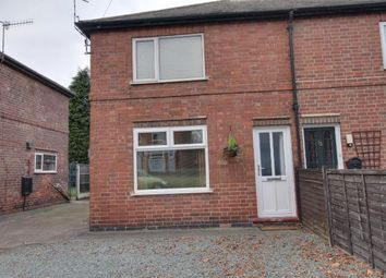 Thumbnail 2 bed semi-detached house for sale in Ilkeston Road, Sandiacre, Nottingham