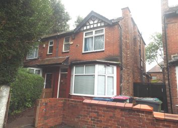 Thumbnail 5 bed semi-detached house for sale in Granville Avenue, Salford
