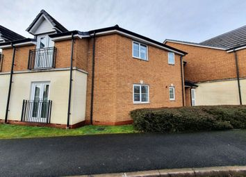 Thumbnail 2 bed flat for sale in Weavers Close, Bulkington, Bedworth