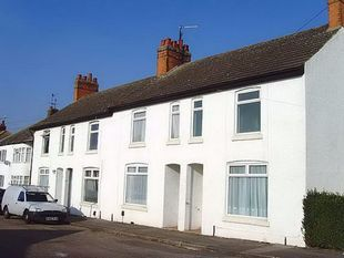 Thumbnail 3 bed terraced house to rent in Union Street, Finedon