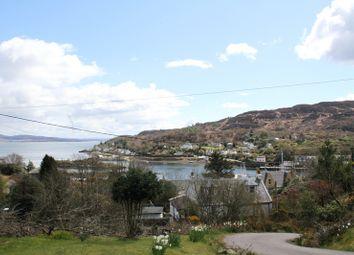Thumbnail Land for sale in Ileene Road, Tarbert, Argyll
