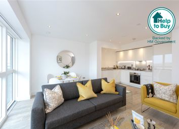 Thumbnail 2 bed flat for sale in Lyon Square, Lyon Road, Harrow, Middlesex