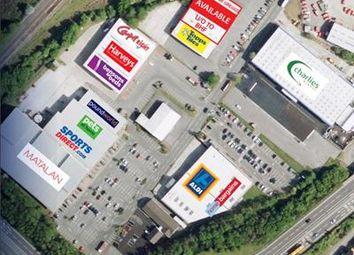 Thumbnail Retail premises to let in Unit 3, Pensarn Retail Park, Stephens Way, Carmarthen
