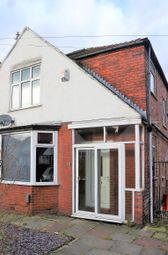 Thumbnail 4 bedroom semi-detached house to rent in Lees Hall Crescent, Fallowfield, Manchester