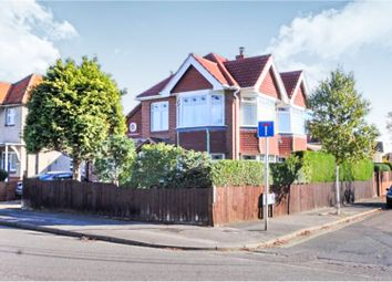 Thumbnail 6 bed detached house for sale in Middle Road, Sholing, Southampton