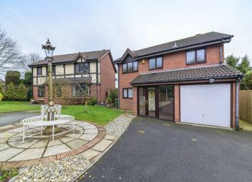 Thumbnail 4 bedroom detached house for sale in Brookvale Road, Priorslee, Telford, Shropshire
