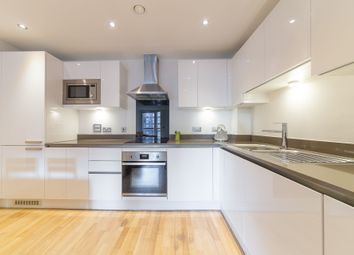 Thumbnail 1 bedroom flat to rent in Canary View, 23 Dowells Street, Greenwich, London