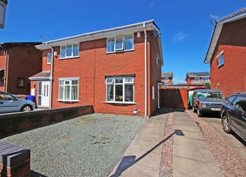 2 bed semi-detached house for sale in Eros Crescent, Birches Head, Stoke-On-Trent ST1