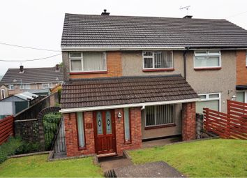 Thumbnail 3 bed semi-detached house for sale in Bettws, Newport